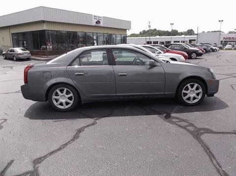 2004 Cadillac CTS for sale at Carolina Motors at the Rock in Rockingham NC
