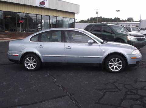2004 Volkswagen Passat for sale at Carolina Motors at the Rock in Rockingham NC
