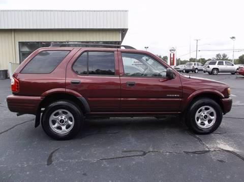 2003 Isuzu Rodeo for sale at Carolina Motors at the Rock in Rockingham NC