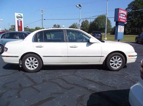 2005 Kia Amanti for sale at Carolina Motors at the Rock in Rockingham NC