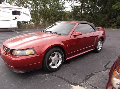 2000 Ford Mustang for sale at Carolina Motors at the Rock in Rockingham NC