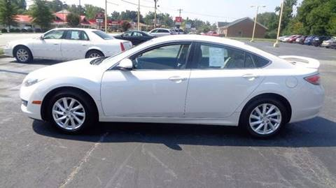 2013 Mazda MAZDA6 for sale at Carolina Motors at the Rock in Rockingham NC