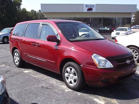2006 Kia Sedona for sale at Carolina Motors at the Rock in Rockingham NC