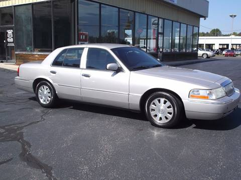 2003 Mercury Grand Marquis for sale at Carolina Motors at the Rock in Rockingham NC
