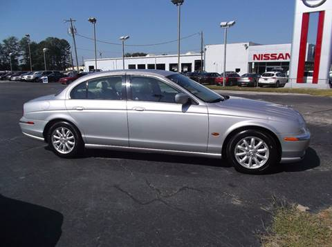 2002 Jaguar S-Type for sale at Carolina Motors at the Rock in Rockingham NC