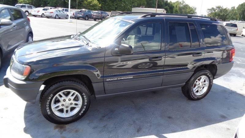 2003 Jeep Grand Cherokee For Sale At Carolina Motors At The Rock In  Rockingham NC