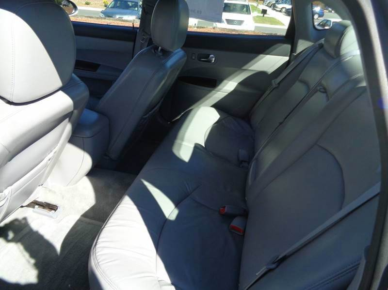 2007 Buick LaCrosse for sale at Carolina Motors at the Rock in Rockingham NC