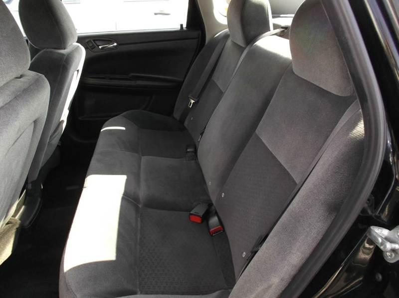 2012 Chevrolet Impala for sale at Carolina Motors at the Rock in Rockingham NC