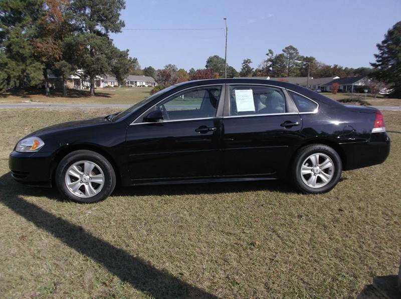 2012 Chevrolet Impala for sale at Carolina Motors at the Rock in Rockingham NC