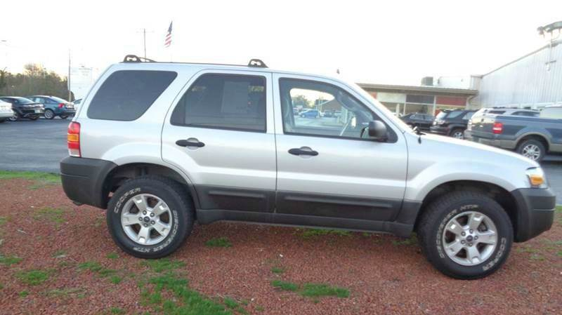 2007 Ford Escape for sale at Carolina Motors at the Rock in Rockingham NC