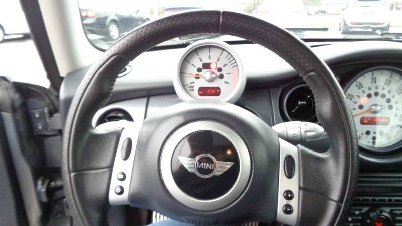 2003 MINI Cooper for sale at Carolina Motors at the Rock in Rockingham NC