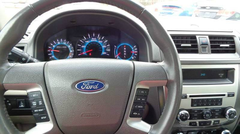 2012 Ford Fusion for sale at Carolina Motors at the Rock in Rockingham NC