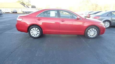 2008 Toyota Camry for sale at Carolina Motors at the Rock in Rockingham NC