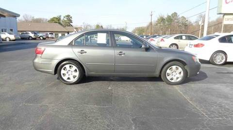2009 Hyundai Sonata for sale at Carolina Motors at the Rock in Rockingham NC
