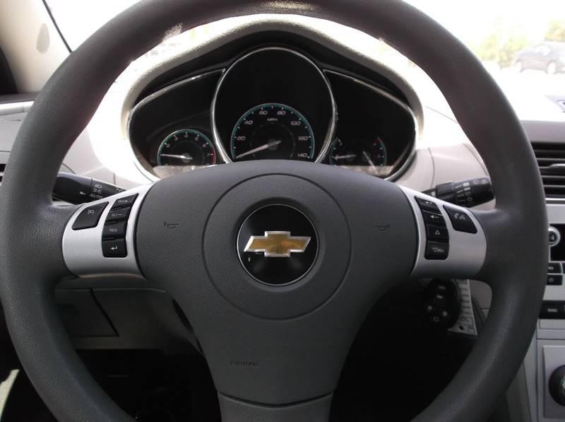 2011 Chevrolet Malibu for sale at Carolina Motors at the Rock in Rockingham NC