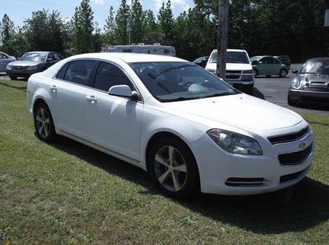 2011 Chevrolet Malibu for sale at Carolina Motors at the Rock in Rockingham NC