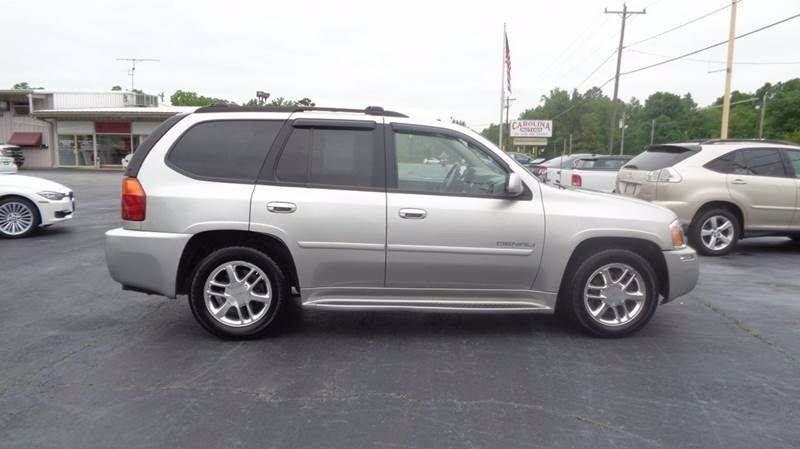 2007 GMC Envoy for sale at Carolina Motors at the Rock in Rockingham NC