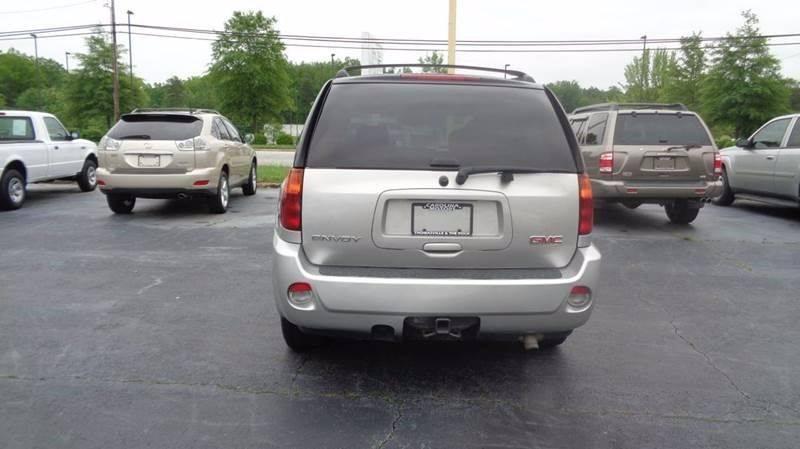 2007 GMC Envoy for sale at Carolina Motors at the Rock in Rockingham NC