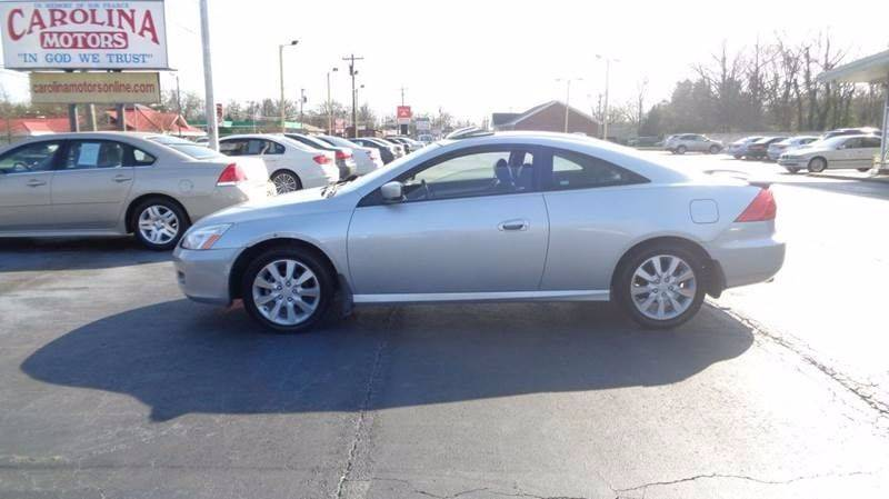 2006 Honda Accord for sale at Carolina Motors at the Rock in Rockingham NC