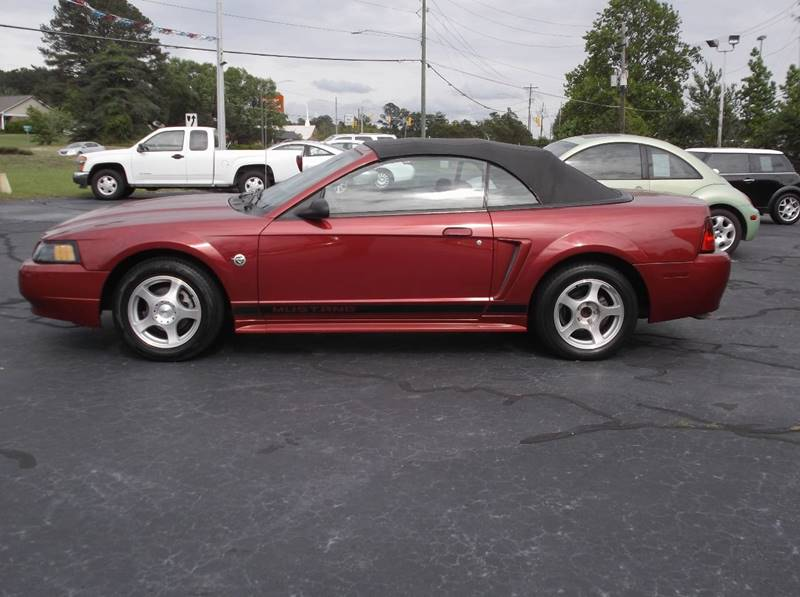 2004 Ford Mustang for sale at Carolina Motors at the Rock in Rockingham NC