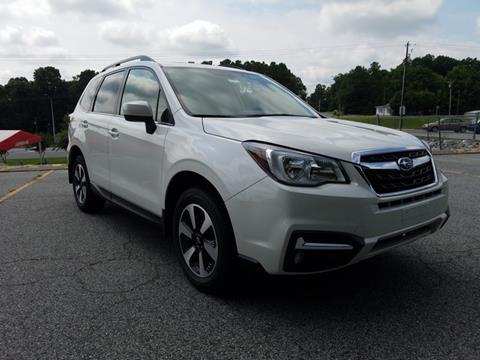 2017 Subaru Forester for sale in Asheboro, NC