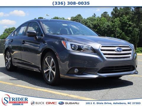 2017 Subaru Legacy for sale in Asheboro, NC