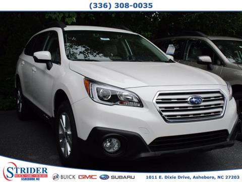 2017 Subaru Outback for sale in Asheboro, NC