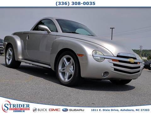 2004 Chevrolet SSR for sale in Asheboro, NC