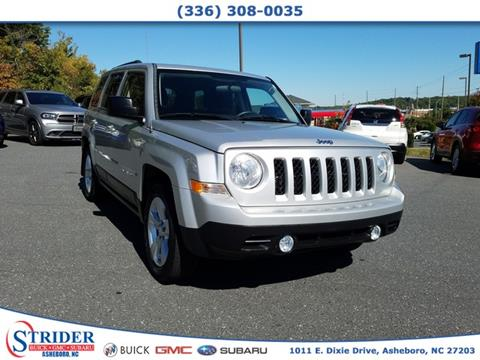 2012 Jeep Patriot for sale in Asheboro, NC