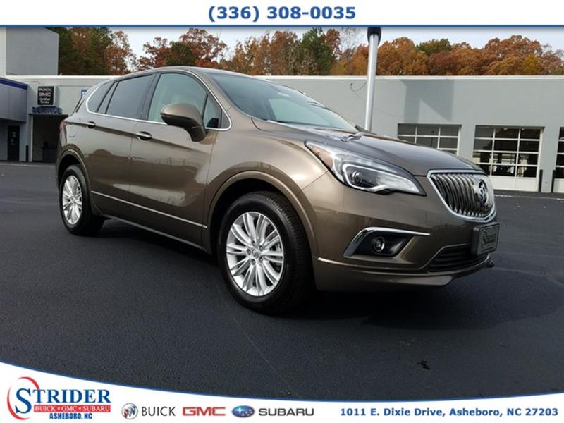 STRIDER BUICK GMC SUBARU Used Cars Asheboro NC Dealer - Buick dealers in nc