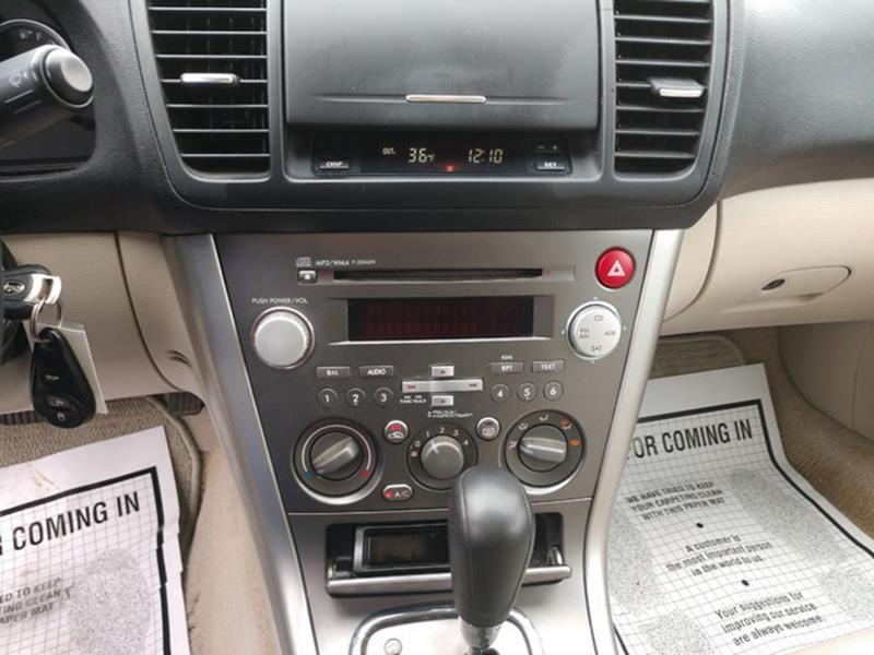 2007 Subaru Outback Basic In Asheboro Nc Strider Buick Gmc Rhstriderusedcars: 2007 Subaru Legacy Audio At Gmaili.net