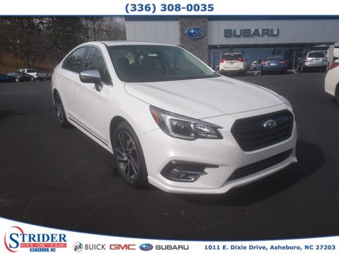 2019 Subaru Legacy for sale at STRIDER BUICK GMC SUBARU in Asheboro NC