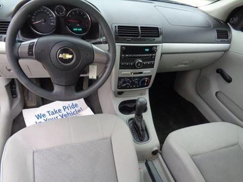 2010 Chevrolet Cobalt LS 4dr Sedan In Asheboro NC - STRIDER BUICK