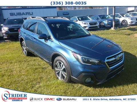 2019 Subaru Outback for sale in Asheboro, NC