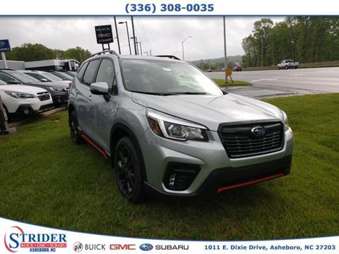2019 Subaru Forester for sale in Asheboro, NC