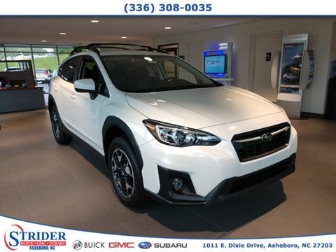 2019 Subaru Crosstrek for sale in Asheboro, NC