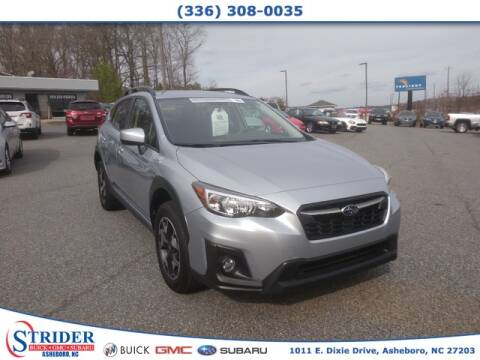 2019 Subaru Crosstrek for sale at STRIDER BUICK GMC SUBARU in Asheboro NC