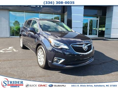 2020 Buick Envision for sale at STRIDER BUICK GMC SUBARU in Asheboro NC