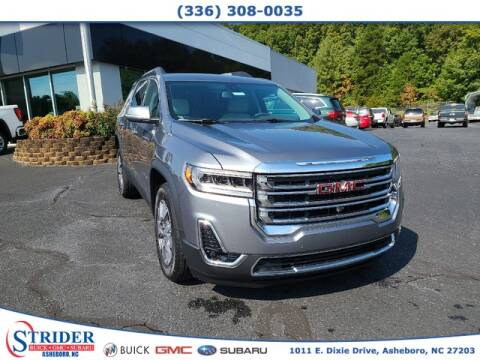 2021 GMC Acadia for sale at STRIDER BUICK GMC SUBARU in Asheboro NC