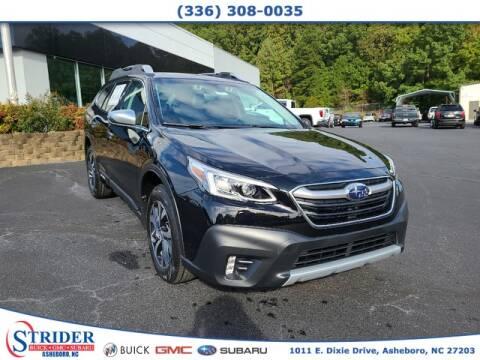 2021 Subaru Outback for sale at STRIDER BUICK GMC SUBARU in Asheboro NC