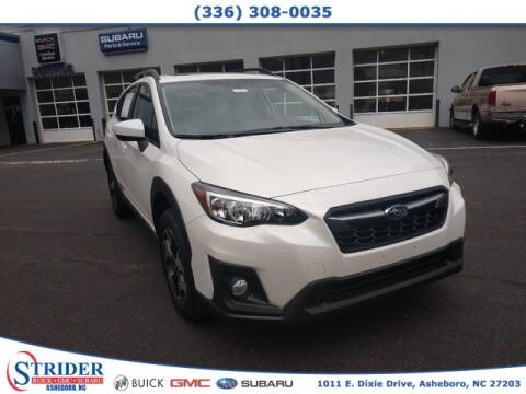 2020 Subaru Crosstrek for sale at STRIDER BUICK GMC SUBARU in Asheboro NC
