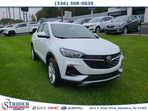 2021 Buick Encore GX for sale at STRIDER BUICK GMC SUBARU in Asheboro NC