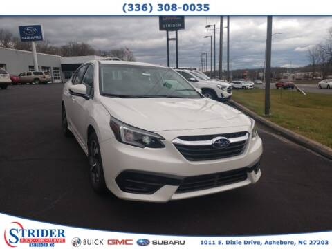 2020 Subaru Legacy for sale at STRIDER BUICK GMC SUBARU in Asheboro NC