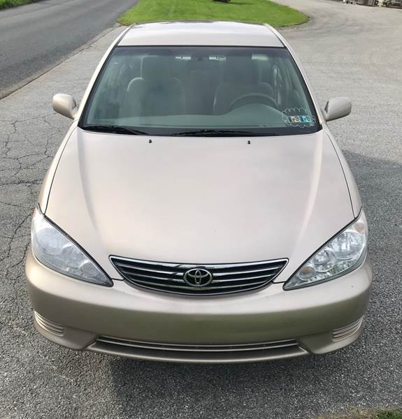 2005 Toyota Camry Transmission: 2005 Toyota Camry LE 4dr Sedan In Atglen PA