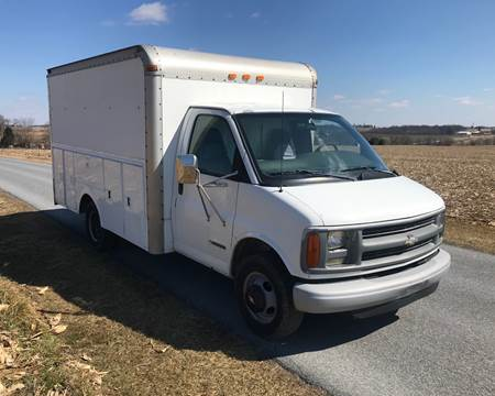 2002 Chevrolet Express Cutaway for sale in Atglen, PA