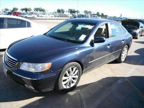 2006 Hyundai Azera for sale at Auto Access in Irving TX