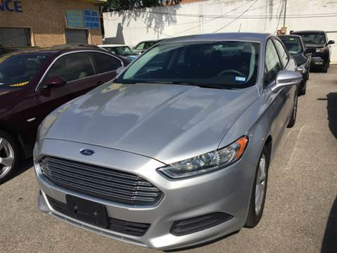 2014 Ford Fusion for sale at Auto Access in Irving TX