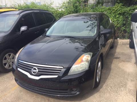 2009 Nissan Altima for sale at Auto Access in Irving TX
