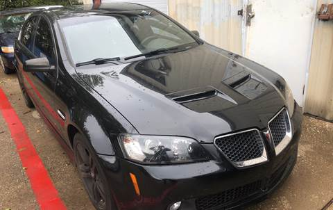 2008 Pontiac G8 for sale in Irving, TX