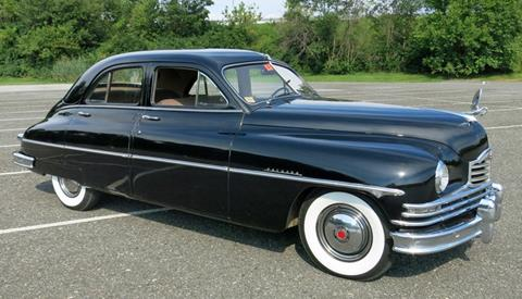1950 Packard Clipper